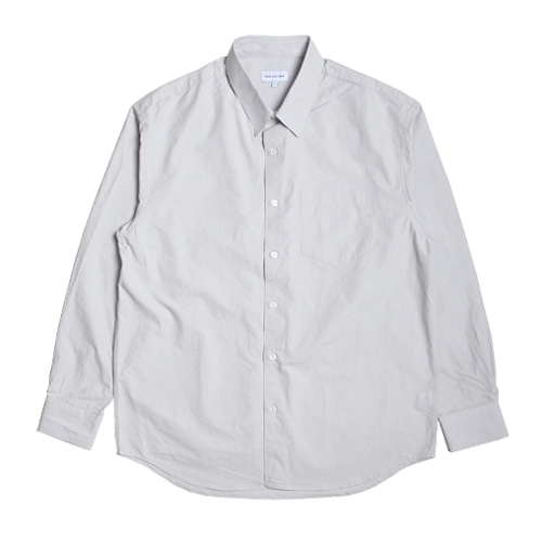 Relaxed Daily Shirts (Light Grey)