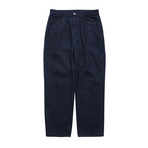 [5/14 예약배송] Relaxed Denim Pants (Indigo)