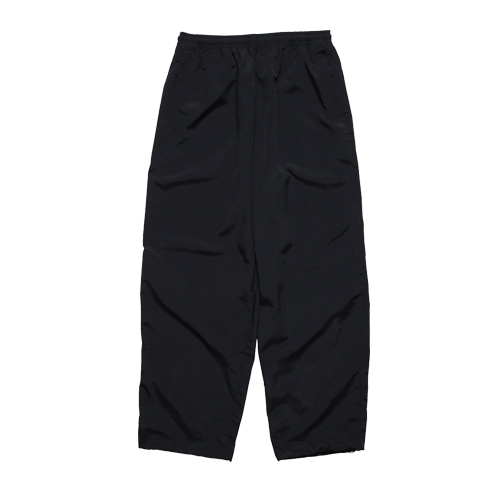Easy Nylon Jogger Pants (Black)