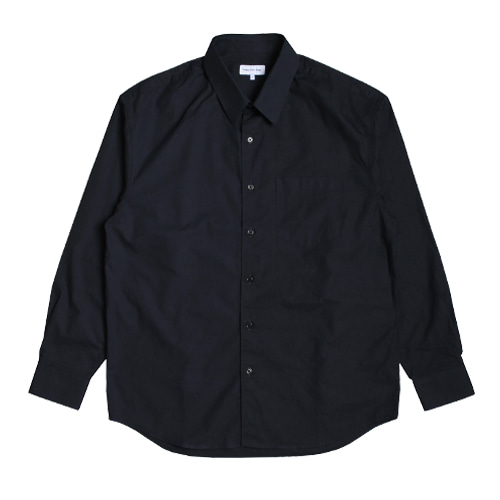 Relaxed Daily Shirts (Dark Navy)