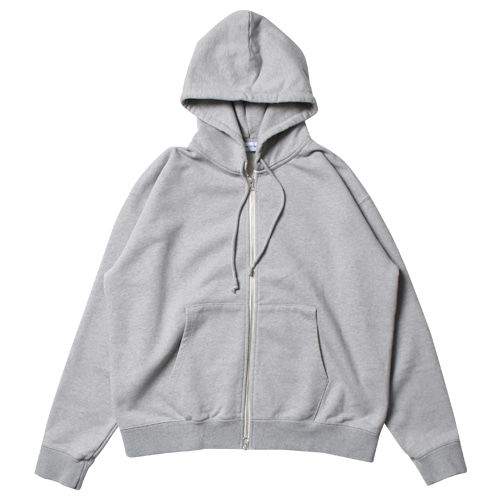 Daily Hood Zip Up (Melange)