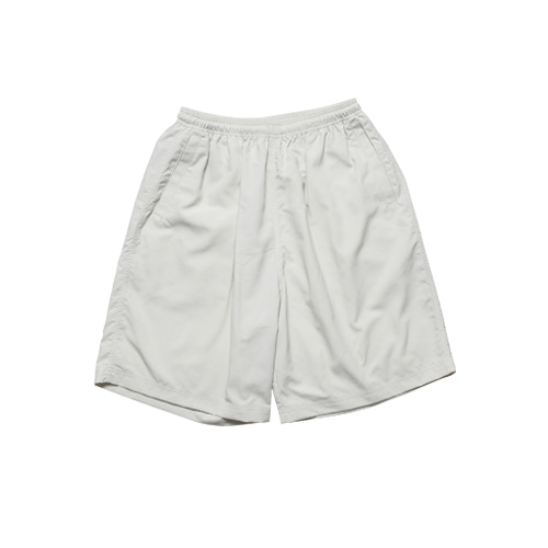 Easy  Nylon Shorts (Sand Beige)
