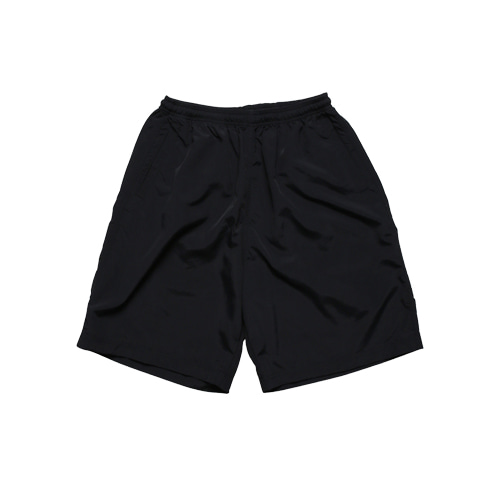 Easy  Nylon Shorts (Black)